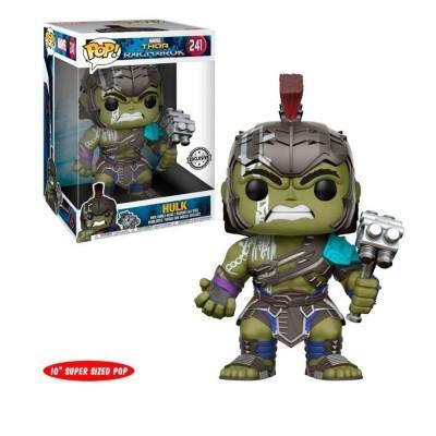 Funko! Pop Thor Ragnarok Hulk Special Edition Supersized 10 Polegadas