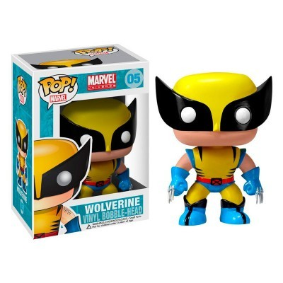 Funko! Pop Marvel Wolverine