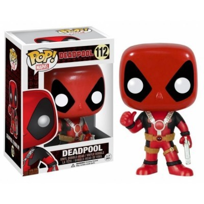 Funko! Pop Deadpool Deadpool Thumbs Up