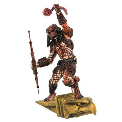 Figura Diorama City Hunter Predator 2 PVC 28cm Diamond
