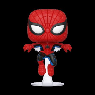 Funko! Pop Marvel 80 Years Spider-Man #593