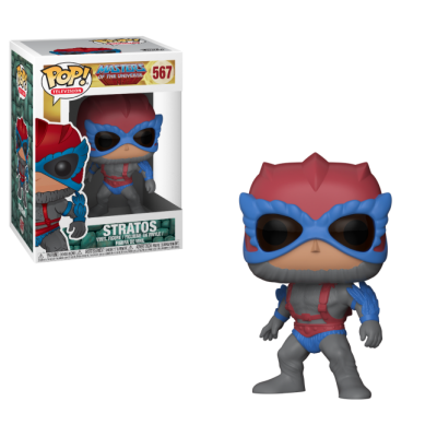 Funko! Pop Masters of the Universe Stratos #567