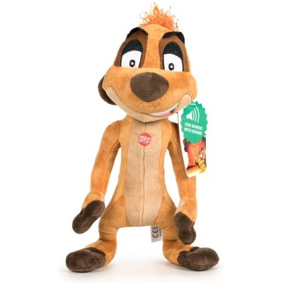 Peluche Disney Timon c/ Som 30cm Play By Play