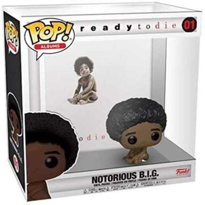 Funko POP! Albums Ready To Die Notorious B.I.G. #01