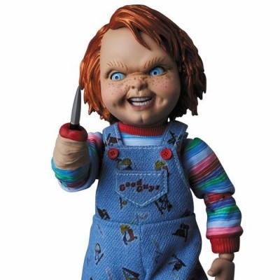 "Good Guys Chucky Ultimate Action Figure ""Hi, I'm Chucky! I'm Your Friend Till The End!"""