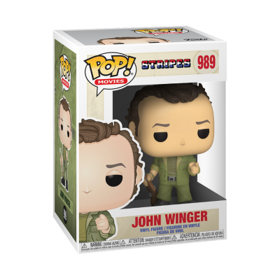 Funko POP! Movies Stripes John Winger #989