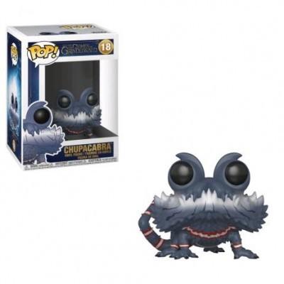 Funko! Pop The Crimes of Grindelwald Fantastic Beasts 2 Chupacabra #18
