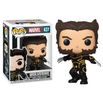 Funko POP! Marvel X-Men Wolverine #637