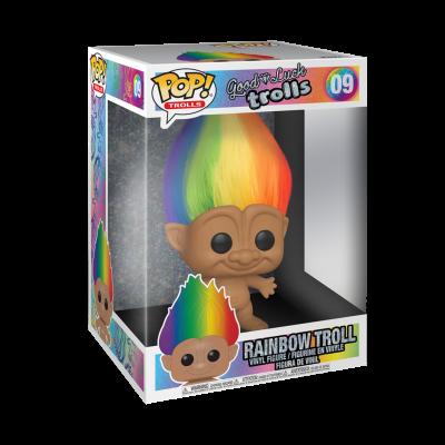 Funko POP! Good Luck Trolls Rainbow Troll 10