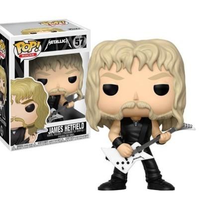 Funko! Pop Metallica James Hetfield