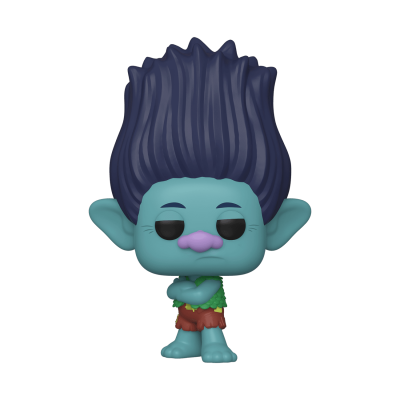 Funko! Pop Movies Trolls World Tour Branch Limited Edition Chase #880