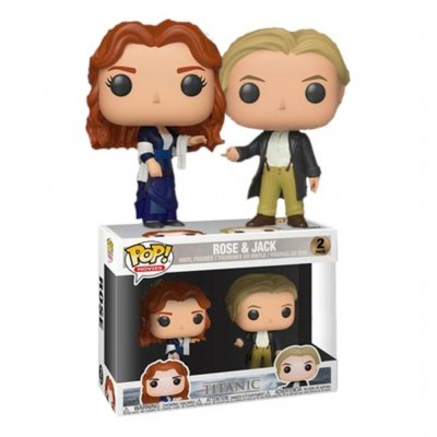 Funko! Pop Titanic Rose & Jack 2Pack Special Edition