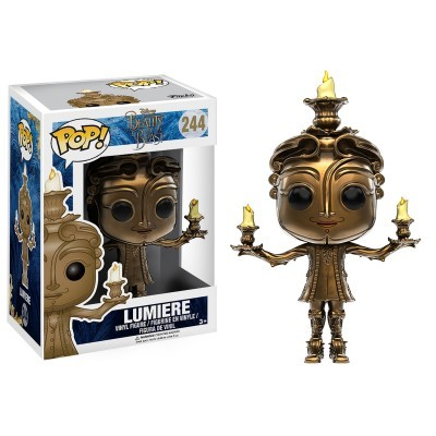 Funko POP! Disney The Beauty and the Beast Lumiere #244