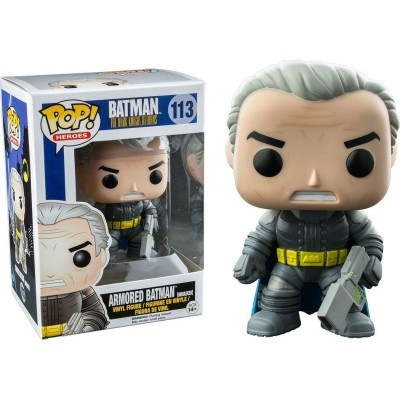 Funko POP! Batman The Dark Knight Returns Armored Batman #113 Exclusive