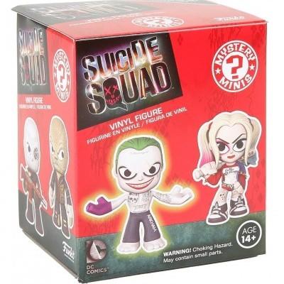 Funko POP! Mystery Mini Figures Blind Box Suicide Squad