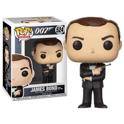 Funko! Pop 007 James Bond From Dr. NO #524