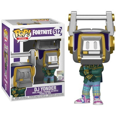 Funko! Pop Fortnite DJ Yonder