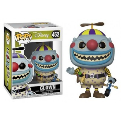 Funko! Pop Disney The Nightmare Before Christmas Clown #452