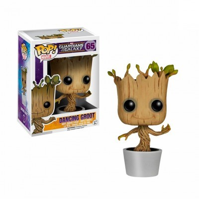 Funko! Pop Guardians of the Galaxy Dancing Groot