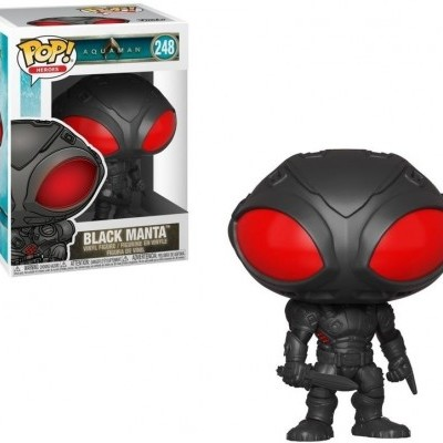 Funko POP! Aquaman Black Manta #248
