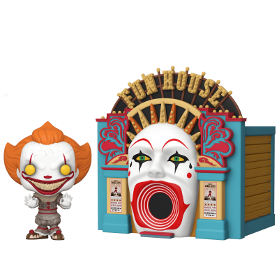 Funko! Pop IT Chapter Two Demoniac Pennywise & Funhouse #10