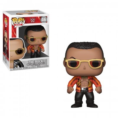 Funko! Pop WWE The Rock