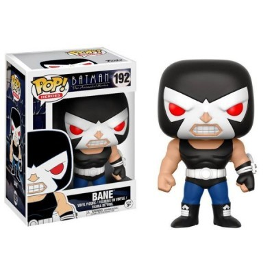 Funko POP! Heroes Batman The Animated Series Bane #192