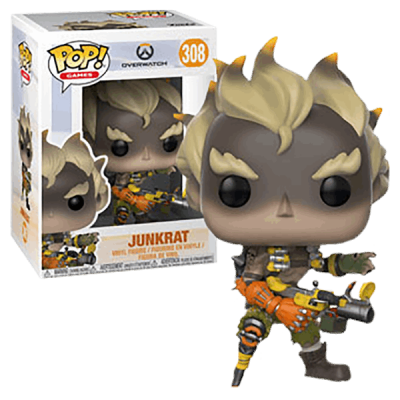 Funko! Pop Overwatch Junkrat