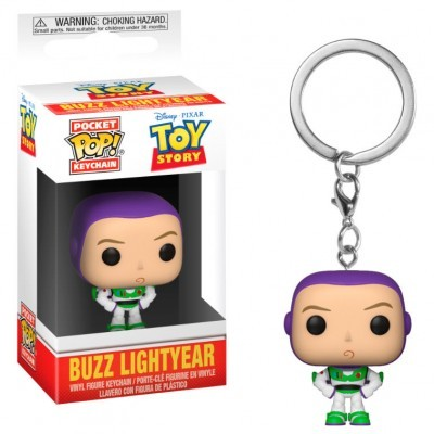 Funko Pocket POP! Keychain Disney Toy Story Buzz Lightyear