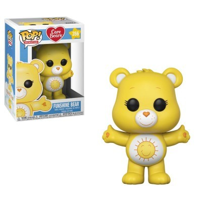 Funko POP! Care Bears Funshine Bear #356