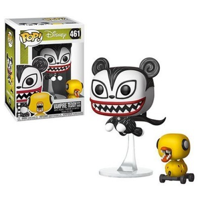 Funko! Pop Disney The Nightmare Before Christmas Vampire Teddy With Duck #461
