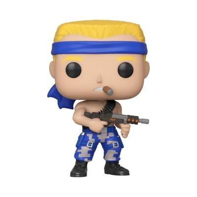 Funko! Pop Games Contra Bill Rizer #585
