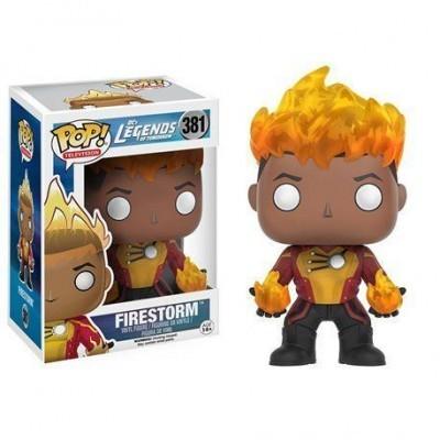 Funko POP! Legends of Tomorrow Firestorm #381