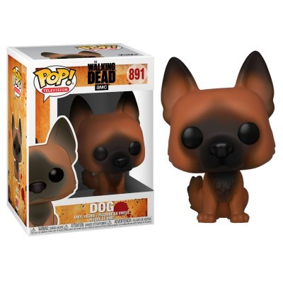Funko! Pop The Walking Dead Dog