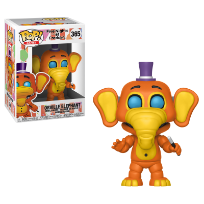 Funko! Pop Games Five Nights At Freddy's Orville Elephant #365