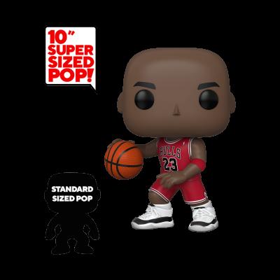 Funko! Pop NBA Michael Jordan Supersized 10 Polegadas #75