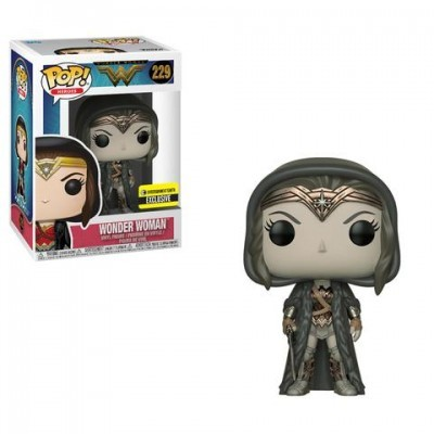 Funko POP! Wonder Woman Sepia #229 Exclusive