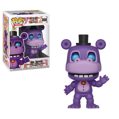Funko! Pop Games Five Nights At Freddy's Mr. Hippo #368
