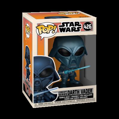 * PRÉ-RESERVA * Funko POP! Star Wars Concept Series Darth Vader #426