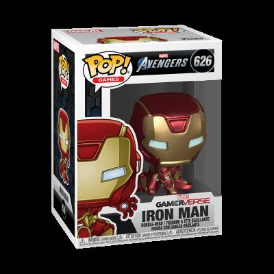 Funko! Pop Games Marvel Avengers GamerVerse Iron Man #626