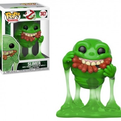 Funko! Pop GhostBusters Slimer #747