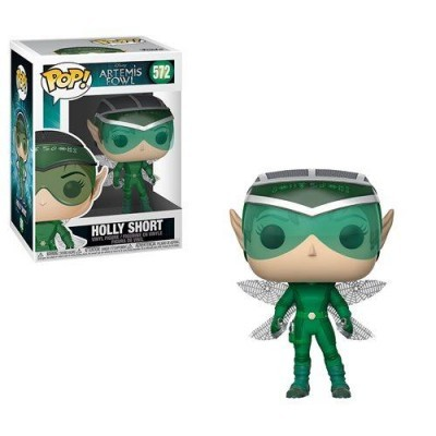 Funko POP! Disney Artemis Fowl Holly Short #572
