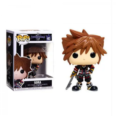 Funko POP! Disney Kingdom Hearts Sora #483