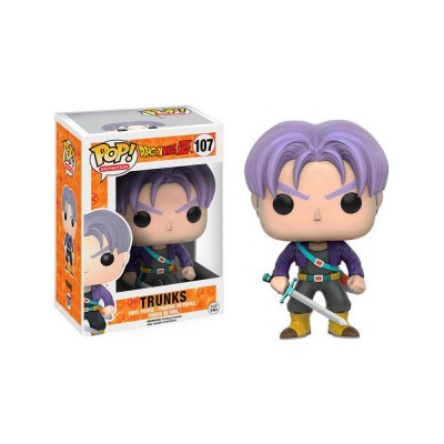 Funko POP! Dragon Ball Z Trunks #107