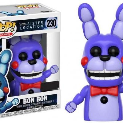 Funko! Pop Five Nights at Freddy's Sister Location Bon Bon #230 Exclusive