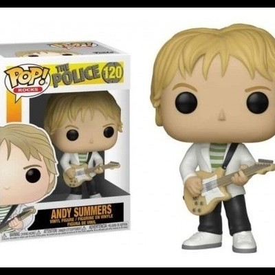 Funko! Pop The Police Andy Summers #120