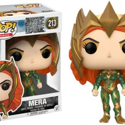Funko POP! Justice League Mera #213 Exclusive