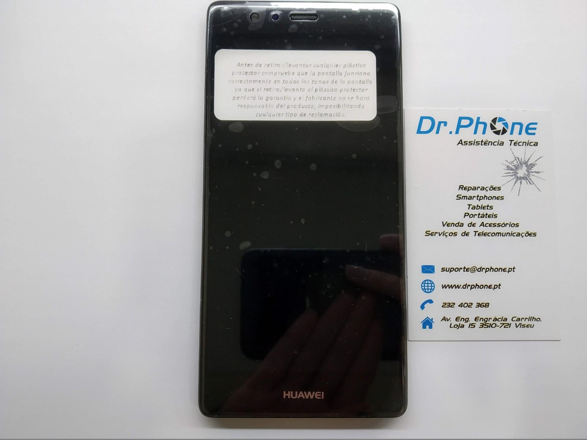 Display completo Huawei P9 EVA- L09 - Preto