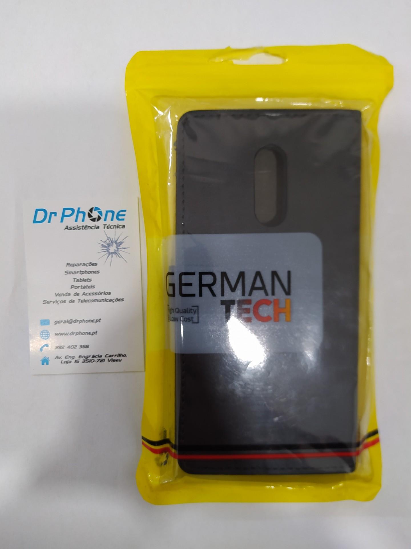 Capa Livro Xiaomi Redmi Note 5-Redmi 5 Plus