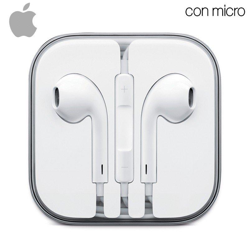 Auriculares com fios Original IPhone 5 / 5s / 6 / 6 Plus